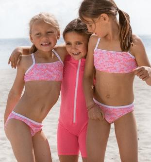 sunnykids-uv-schutzkleidung - badeanzug